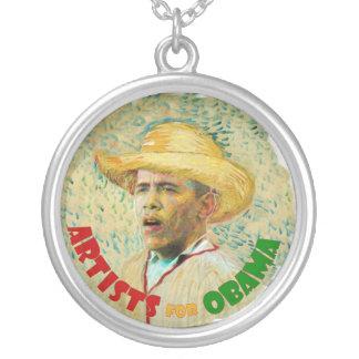 Artistes pour le collier d'Obama (Van Gogh)