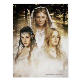 ARWEN™, Galadriel, Eowyn