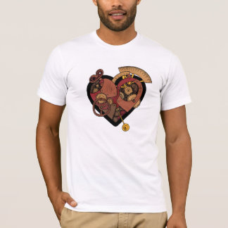 As d'AcePunk de T-shirt de coeurs