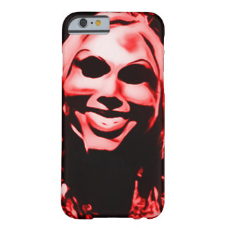 Assassin en série masqué déplaisant coque barely there iPhone 6