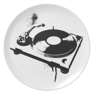Assiette Cadeaux de musique de Chambre du plat | Ibiza de