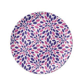 Assiette En Porcelaine Beau  décoratif de plat de porcelaine