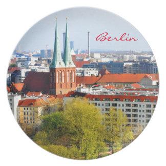 Assiette Horizon de Berlin (Allemagne)