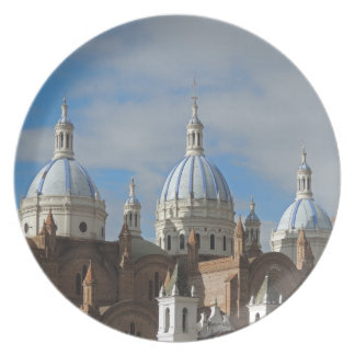 Assiette L'Equateur - cathédrale de la conception