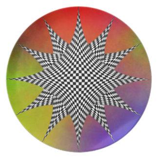 Assiette Plasma moderne par Kenneth Yoncich