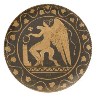 Assiette Plat du grec ancien