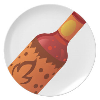 Assiette Sauce chaude