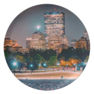Assiette Terrain communal de Boston