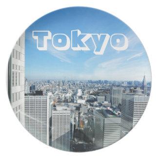 Assiette Tokyo, Japon