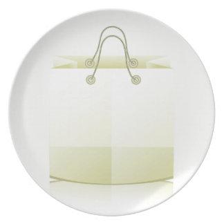 Assiettes En Mélamine 82Paper Bag_rasterized de achat