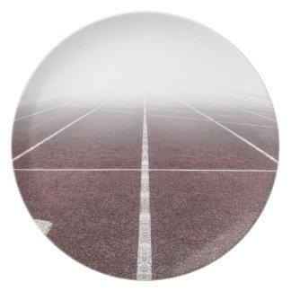 Assiettes En Mélamine Athlétisme