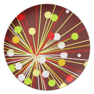 Assiettes En Mélamine Big Bang