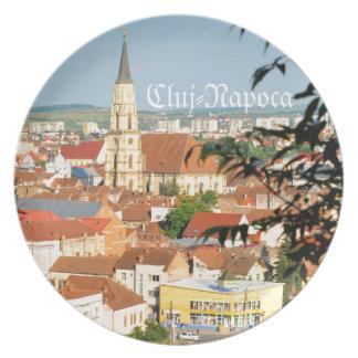 Assiettes En Mélamine Cluj Napoca, Roumanie