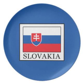 Assiettes En Mélamine La Slovaquie