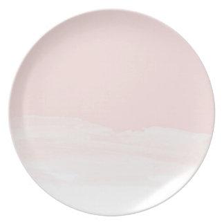 Assiettes En Mélamine Madame rose de CMD - plat de mélamine