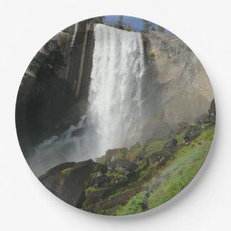 Assiettes En Papier Automnes vernaux I en parc national de Yosemite