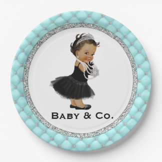 Assiettes En Papier Baby et plaques à papier de baby shower de Company