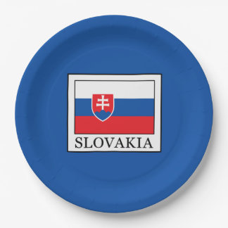 Assiettes En Papier La Slovaquie
