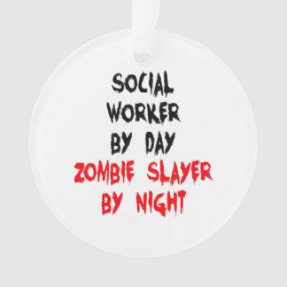 Assistant social de tueur de zombi