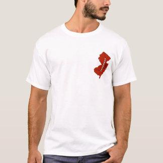 Association de football orientale de côte t-shirt