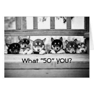 ASTONISHED-YOU SONT 50 ? CARTE DE GROUPE