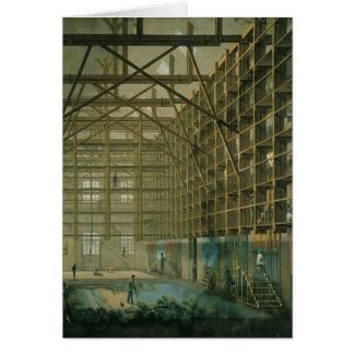 Atelier de scénographie de l'opéra de Paris, Carte De Vœux