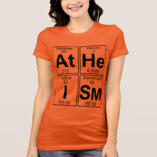 Athéisme (athéisme) - complètement t-shirt