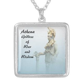 Athéna 3 collier