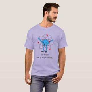 Atomes de chimie drôles t-shirt