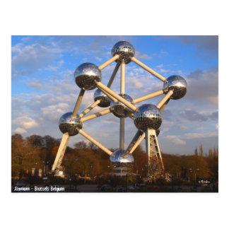 Atomium Carte Postale