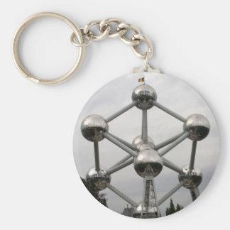 Atomium Sleutelhanger