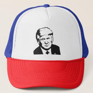 Atout de casquette de camionneur mon président