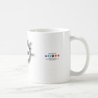 Attaque à main armée régulière mug blanc