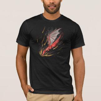 Attaque de dragon - T-shirt