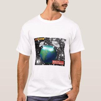 Attaque d'UFO en attendant… T-shirt