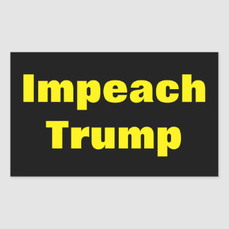 Attaquez l'anti autocollant de Donald Trump