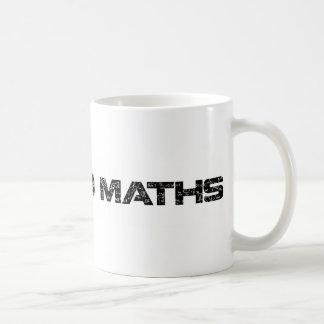 Au delà des maths mug