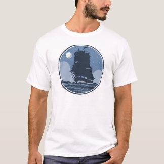 Au-dessus du voyage de mers t-shirt
