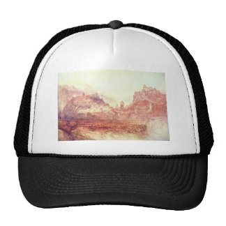 Au sud de Bellinzona par William Turner Casquettes