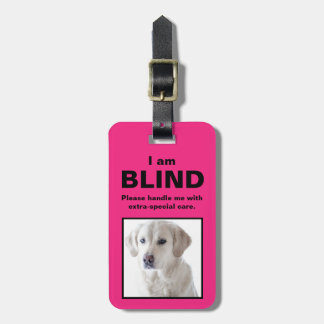 [Au sujet de mon chien] chien sourd de chat Étiquette À Bagage