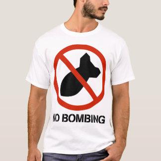 Aucun bombardement t-shirt