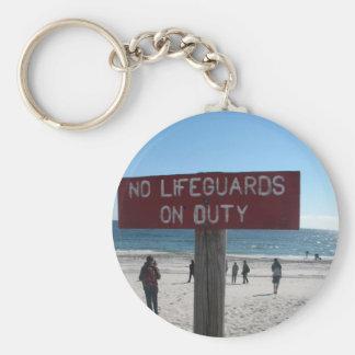 Aucun porte - clé de maître nageurs porte-clés