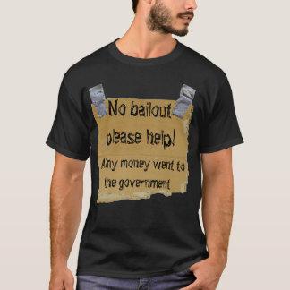 Aucun T-shirt de renflouement