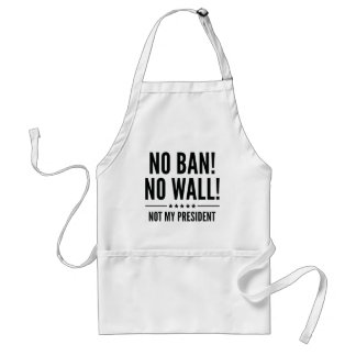Aucune interdiction ! Aucun mur ! Tablier