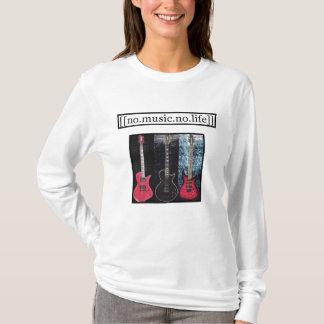 Aucune musique aucune vie t-shirt