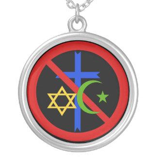 Aucune religion colliers
