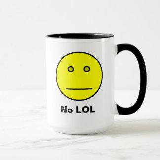 Aucune tasse de LOL