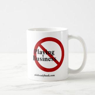 Aucunes affaires de jeu mug