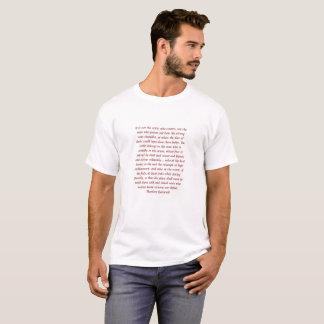 Audace considérablement du T-shirt