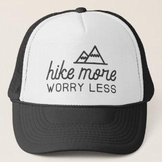 Augmentez davantage, inquiétez moins de casquette